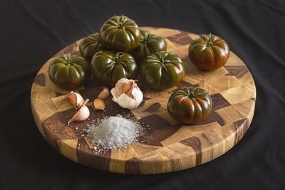 Cuisiner la Tomate